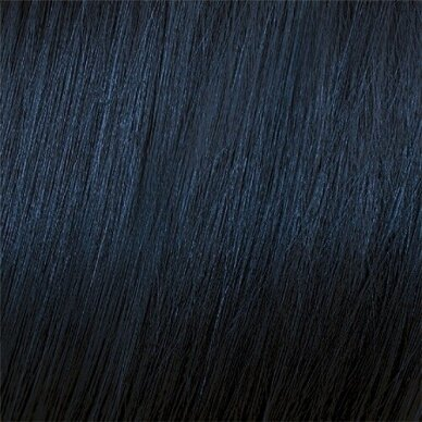 MOOD COLOR CREAM CREAM 1.11 BLUE BLACK plaukų dažai, 100ml