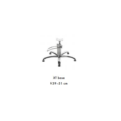 Stilingas kirpyklos krėslas GLAMROCK (pasirenkama bazė) 5