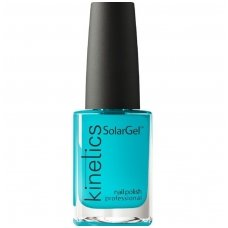 Nagų lakas Kinetics Escape Solar Gel Polish #365 Shark In The Pool KNP365, 15 ml