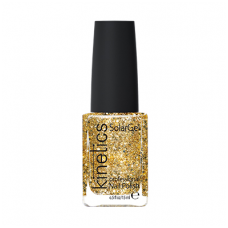 Nagų lakas KINETICS SolarGel Polish Goldy #259, 15 ml