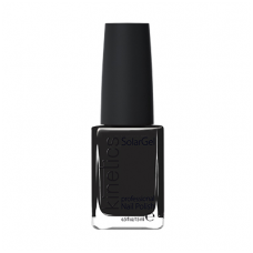 Nagų lakas KINETICS SolarGel Polish Jet Black #188, 15 ml