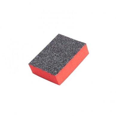 Nagų dildė - blokelis Mini, 100/180 gritumas, 60vnt. 2