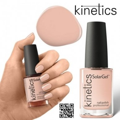 Nagų lakas Kinetics Solar Gel Polish #454 BEAUTY IN DNA, 15ml 2