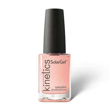 Nagų lakas Kinetics Solar Gel Polish #455 PEACH ROCK, 15ml