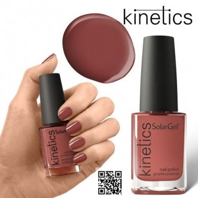 Nagų lakas Kinetics Solar Gel Polish  #458 ROOTS, 15ml 2
