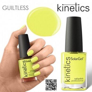 Nagų lakas Kinetics SolarGel #461 Electra, 15ml