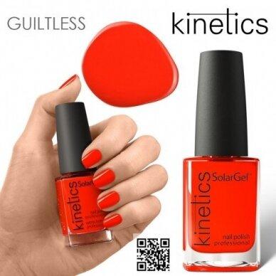 Nagų lakas Kinetics SolarGel #463 Guiltless, 15ml