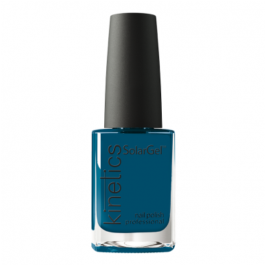 Nagų lakas Kinetics SolarGel Kind of Blue #412, 15 ml
