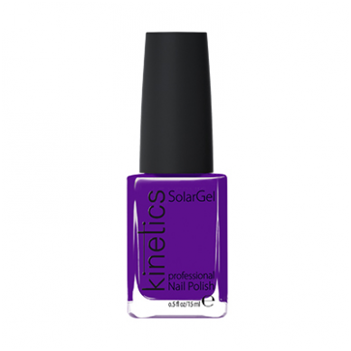 Nagų lakas KINETICS SolarGel Polish African Violet #309, 15 ml