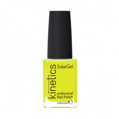Nagų lakas KINETICS SolarGel Polish Canary Last Song #305, 15 ml