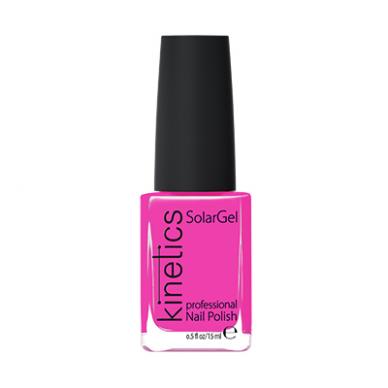 Nagų lakas KINETICS SolarGel Polish electro pink #196, 15 ml