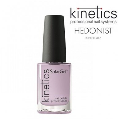 Nagų lakas Kinetics SolarGel Polish Ex's  #376, 15ml