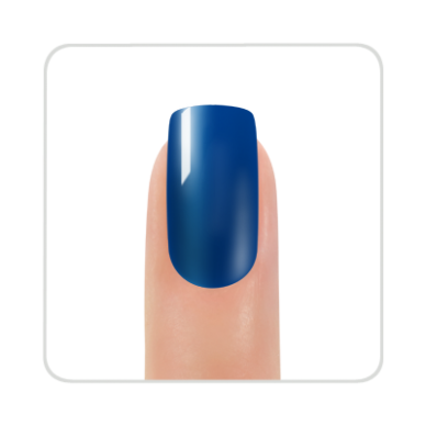 Nagų lakas KINETICS SolarGel Polish Fashion Blue #159, 15 ml 2