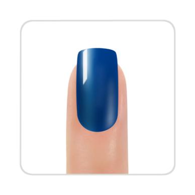 Nagų lakas KINETICS SolarGel Polish Fashion Blue #159, 15 ml 2