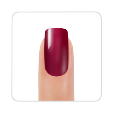 Nagų lakas KINETICS SolarGel Polish Mulberry #210, 15 ml 2