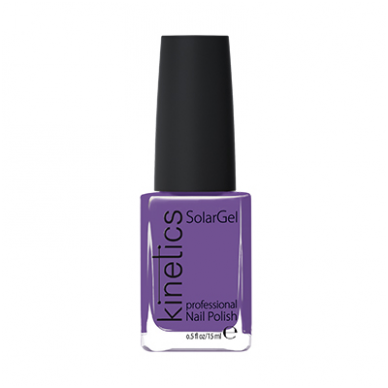 Nagų lakas KINETICS SolarGel Polish Purple Madness #089, 15 ml