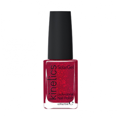 Nagų lakas KINETICS SolarGel Polish Raspberry Beret #025, 15 ml