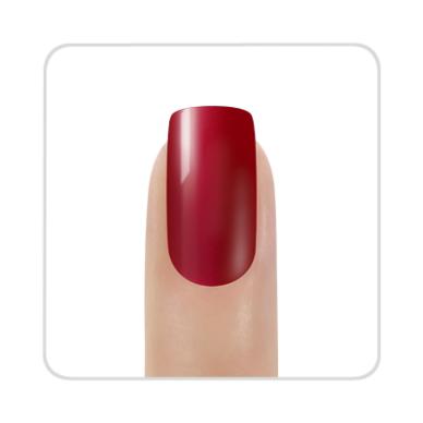 Nagų lakas KINETICS SolarGel Polish Red Gown #234, 15 ml 2