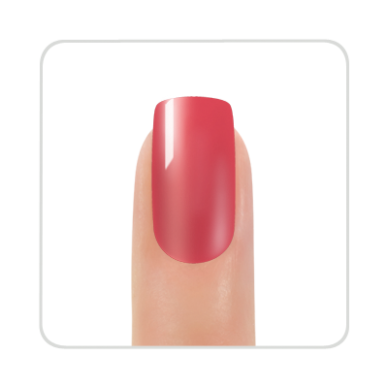 Nagų lakas KINETICS SolarGel Polish So Coral #206, 15 ml 2