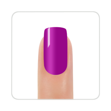 Nagų lakas KINETICS SolarGel Polish violet up #197, 15 ml 2