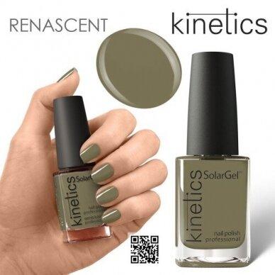 Nagų lakas Kinetics SolarGel RENASCENT #476, 15ml