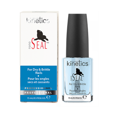 Nagų stipriklis KINETICS Nano Seal Nail Treatment, 15 ml