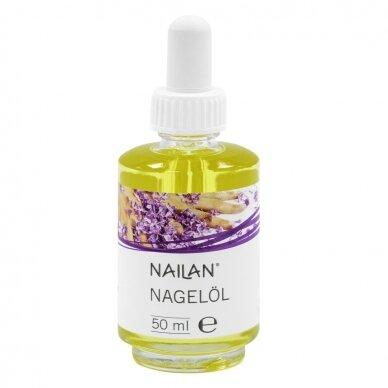 """""""Nailan"""" nagų ir odelių priežiūros aliejus, 50 ml"""