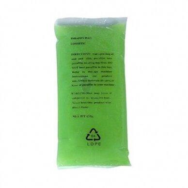 Natūralus parafinas, žalios sp., 200g