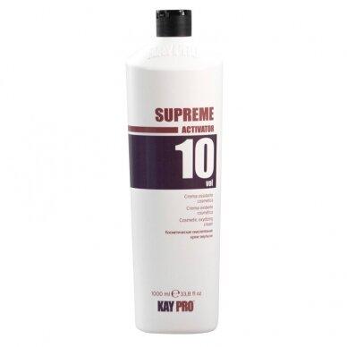 Oksiduojanti emulsija KAYPRO Caviar Supreme 10 Vol. (3%), 1000 ml.
