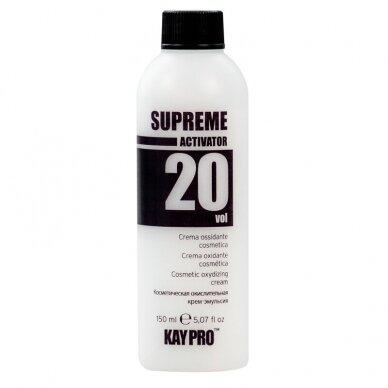 Oksiduojanti emulsija KAYPRO Caviar Supreme 20 Vol. (6%), 150 ml.