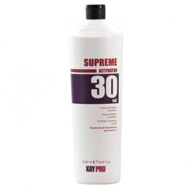 Oksiduojanti emulsija KAYPRO Caviar Supreme 30 Vol. (9%), 1000 ml.