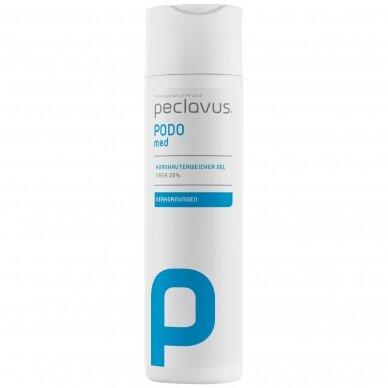 Peclavus PODOmed Suragėjusios odos minkštinimo gelis, 250 ml