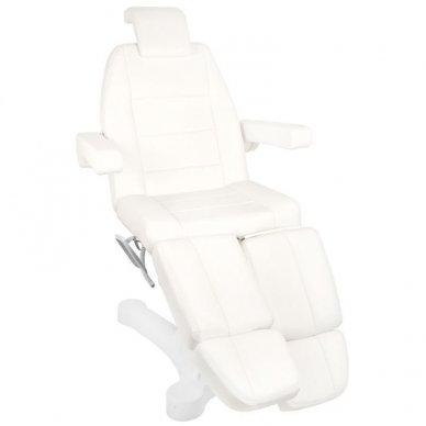 Pedikiūro elektrinis krėslas-lova