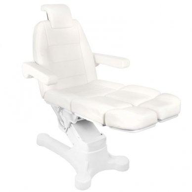 Pedikiūro elektrinis krėslas-lova 2