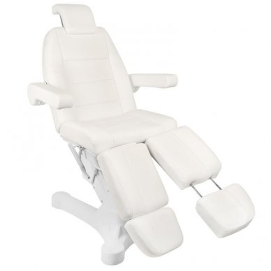 Pedikiūro elektrinis krėslas-lova 4