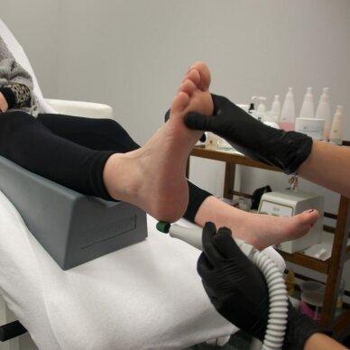 Pedikiūro pakojis PEDICURE ACTIV PODO, pilkos sp. 2