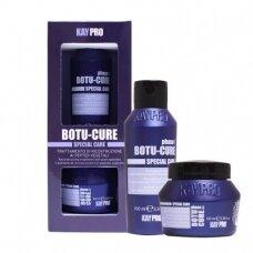 Plaukų priežiūros rinkinys MINI KAY PRO Botu-Cure, 2 x 100ml