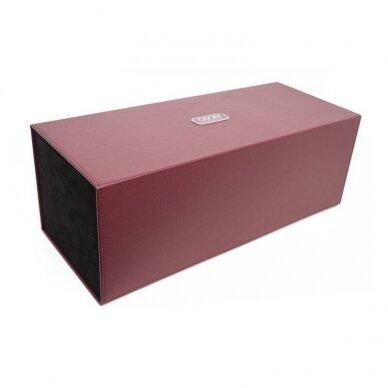 Plaukų džiovintuvas 1600W, raudonas, OSOM HL906HD 3