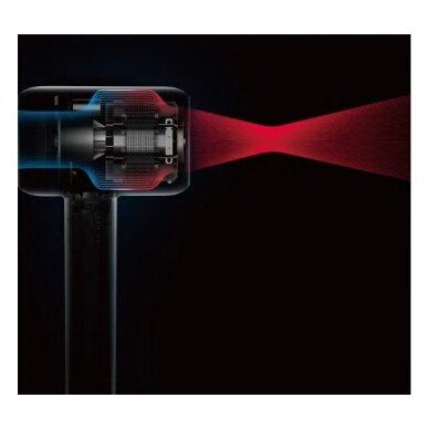 Plaukų džiovintuvas Red OSOM F5RD, su vandens jonais 8