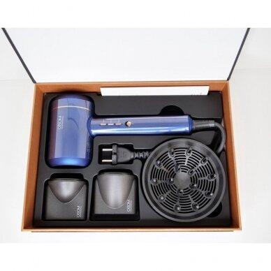 Plaukų džiovintuvas Blue OSOM F5RD, su vandens jonais  10