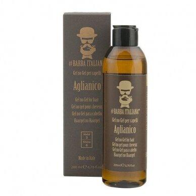 Plaukų formavimo gelis Barba Italiana, Gel For Hair Aglianico, 200ml