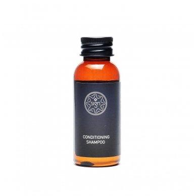 Plaukų kondicionierius-šampūnas SIGN, 30 ml