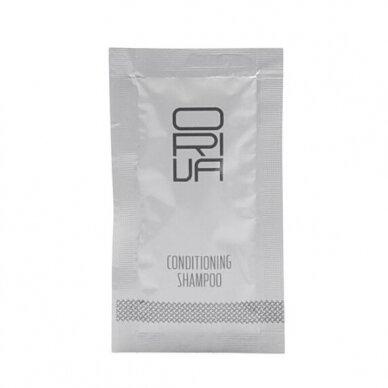Plaukų šampūnas ir dušo gelis ''2 in 1'' ORIVA, 10 ml