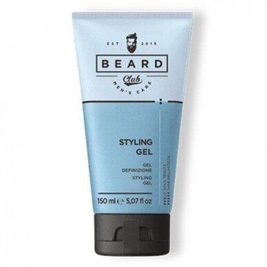 Plaukus modeliuojantis gelis KAY PRO BEARD CLUB, 150ml