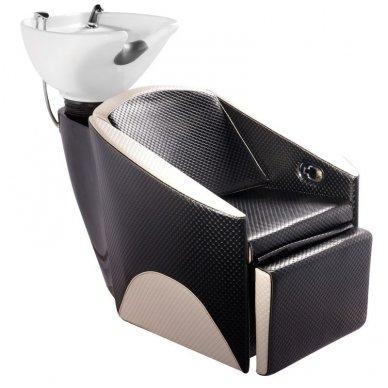Plautuvė su krėslu