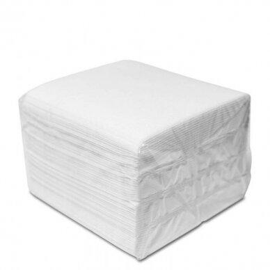 Popieriniai rankšluoščiai XL AIRLAID 85 x 40cm, 100vnt.