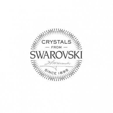 Prabangi kirpyklos plautuvė SWAROVSKI CRYSTALS, individuali gamyba 2