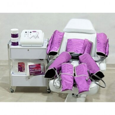 Presoterapijos - limfodrenažo apartas BEAUTYFOR BF40058 3