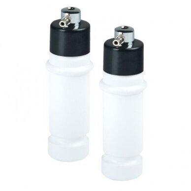 Prietaisas ELEGANTE 5in1: darsonvalis+galvanika+vakuumas+purškimas+elektrokoaguliatorius 7
