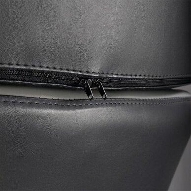 Profesionali kosmetologinė kėdė A330, juodos/pilkos sp. 5